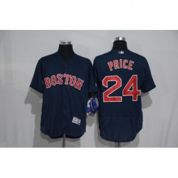 Joe Men's 24 PRICE Boston Red Sox Majestic Road Cool Base Jersey,shop By ML