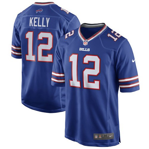Nike Jerseys NFL China,NFL Nike Elite Jersey China,Jim Kelly Buffalo Bills Nike Game Jersey