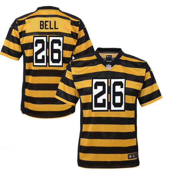Cheap NFL Apparel From China,NFL Jerseys Cheap Authentic China,Le'Veon Bell Pittsburgh Steelers game jersey