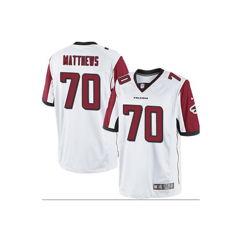 Cheap NFL Womens Jerseys China,Cheap Embroidered NFL Jerseys China,70 Jake Matthews Atlanta FalconsGame Jersey