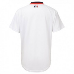 Joe chicago white sox majestic alternate youth official cool base jersey - white,chicago white so