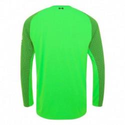 2018-2019 liverpool green goalkeeper long sleeve soccer jerse