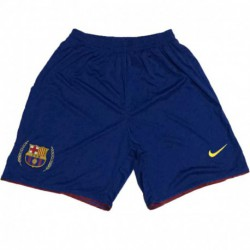 2007-2008 barcelona 50th anniversary edition retro short