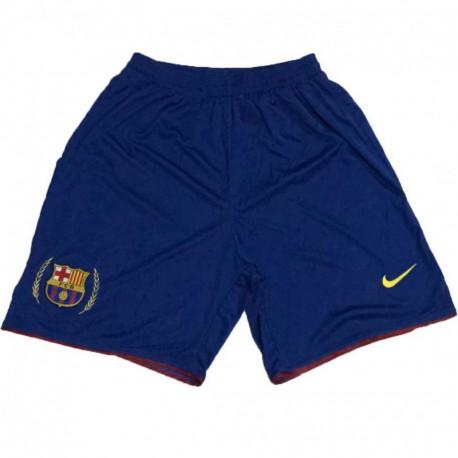 2007-2008 barcelona 50th anniversary edition retro short