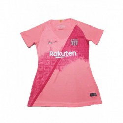 2018 barcelona third away women's soccer shir