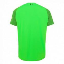 2018-2019 liverpool green goalkeeper soccer jerse