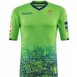 Real betis third away soccer jersey shirts 201