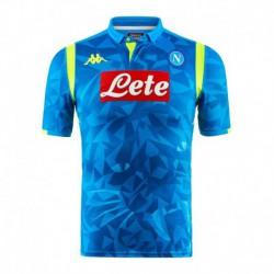 2018-2019 napoli blue europa match jerse