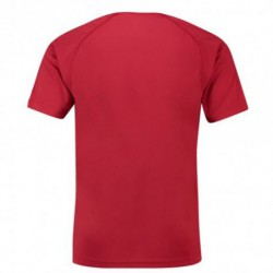 2018-2019 marseille red goalkeeper soccer jerse