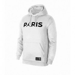 Paris white jordan hoodie 2018-201