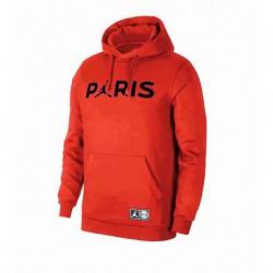Paris red jordan hoodie 2018-201