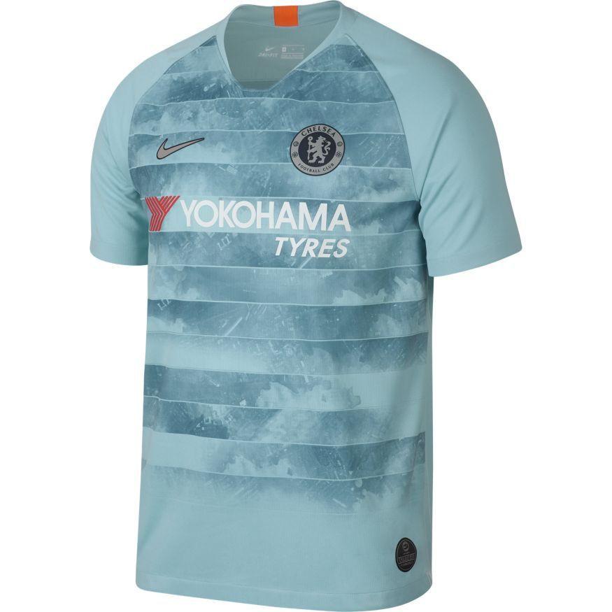 Olivier Giroud Chelsea Shirt,Chelsea 2018 Kit Away,GIROUD Chelsea Third Away Soccer Jersey 2018-2019