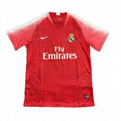 2018-2019 real madrid red limited edition soccer jerse