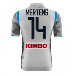 Mertens napoli blue soccer jersey 2018-201