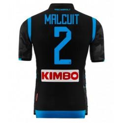 MALCUIT Napoli Blue Soccer Jersey 2018-201