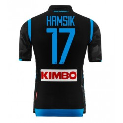 HAMSIK Napoli Home Blue Soccer Jersey 2018-201