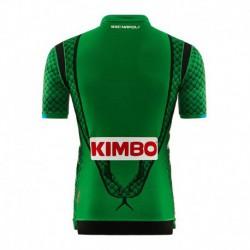 2018-2019 napoli green goalkeeper soccer jerse