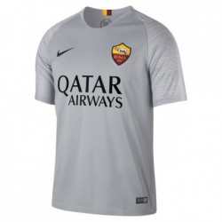 Pastore roma away soccer jersey 2018-201