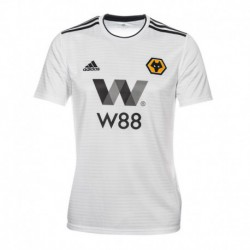 2018-2019 Wolves NEVES Away Soccer Jerse