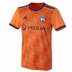 Lyon third away soccer jersey 2018-201
