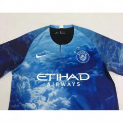 2018-2019 manchester city limited edition soccer jerse