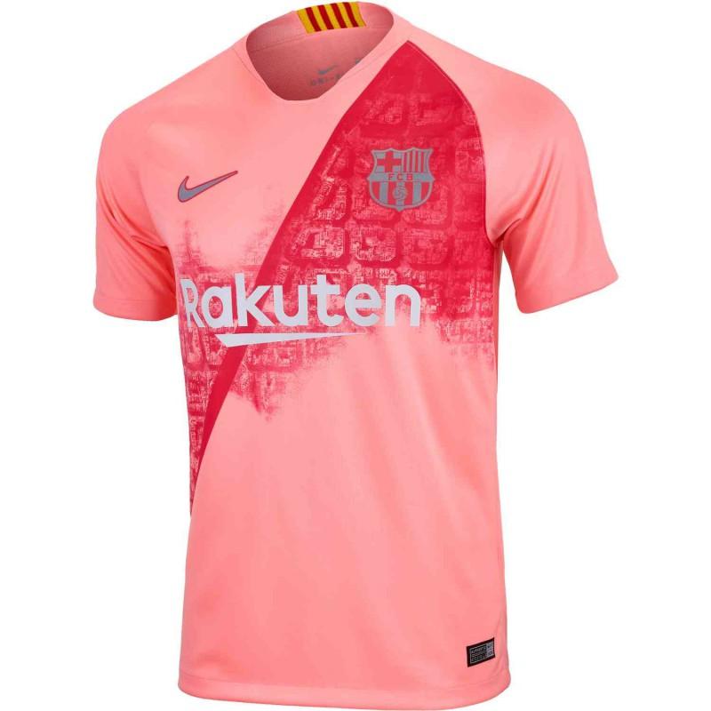 Barcelona New Third Kit Fc Barcelona Shirt 2019 Vidal Barcelona Third Away Black Soccer Jersey 2018 2019