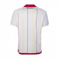 Napoli white retro soccer jersey 2019-202