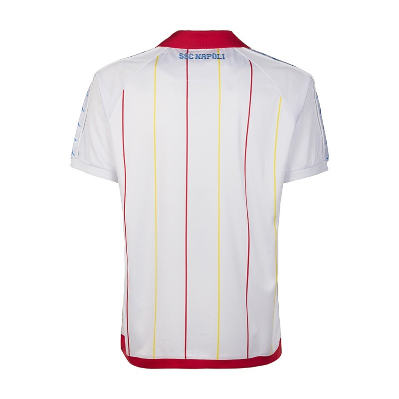 Napoli 2018 2019 Kit Napoli Away Kit 2019 Napoli White Retro Soccer Jersey 2019 2020