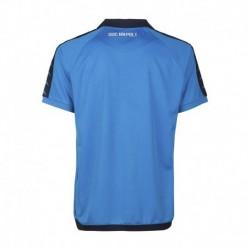 Napoli blue retro soccer jersey 2019-202