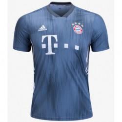 25 muller bayern munchen third away soccer jersey 2018-201