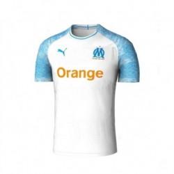 THAUVIN Marseille Home Short Shirt Jersey 2018-1