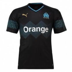 19 L GUSTAVO Marseille Away Soccer Jersey Shirt 2018-201