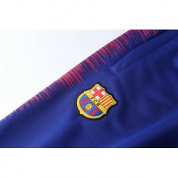 Barcelona blue training long pants 2018-201