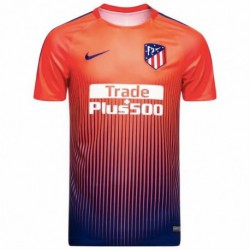 2018 atletico madrid orange training short shirt jerse