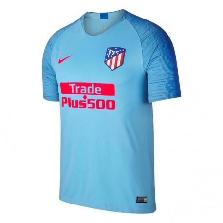 quality design b162f bfaf9 Atletico Madrid Shirt 2015,Kit Atletico De Madrid,LEMAR Atletico Madrid  Away Blue Soccer Jersey 2018-2019