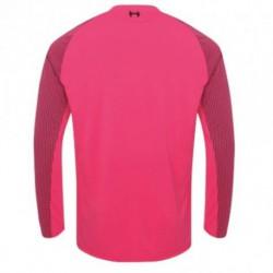2018-2019 liverpool pink goalkeeper long sleeve soccer jerse