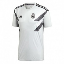 2018 real madrid grey training short shirt jerse