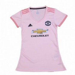 2018 manchester united away women's soccer shir