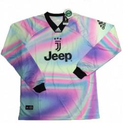 2018-2019 Juventus EA Sports Long Sleeve Soccer Jerse