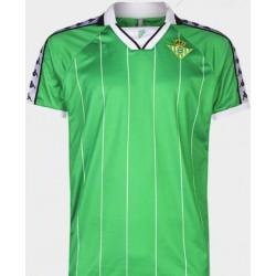Real betis green retro soccer jersey 2019-202